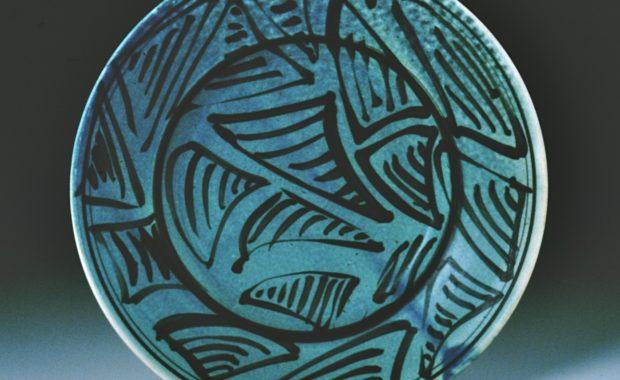 Eve Lurie Porcelain — Salad Plate