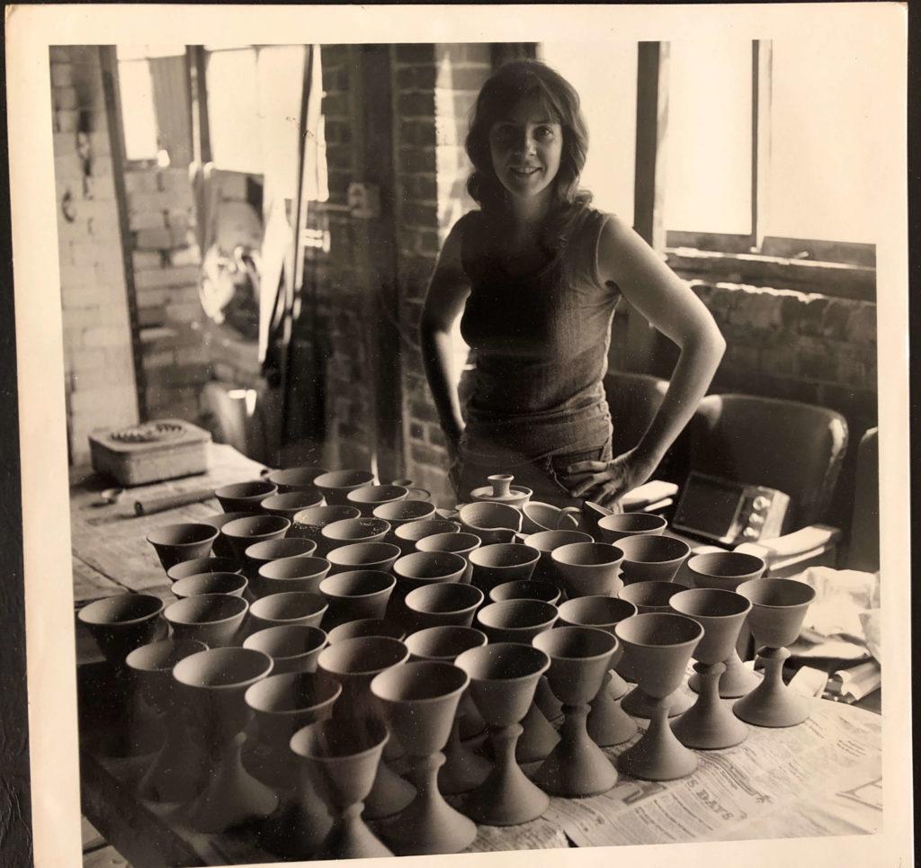 Berkeley Studio- Eve Lurie c.1973